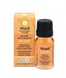 Аюрведично билково масло за зряла кожа 10/100 мл, Khadi,  10 мл,  100 мл