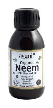 Чисто органично масло от нийм 100 мл