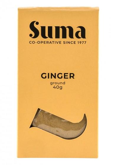 Джинджифил на прах 40 г, Suma,  40 г