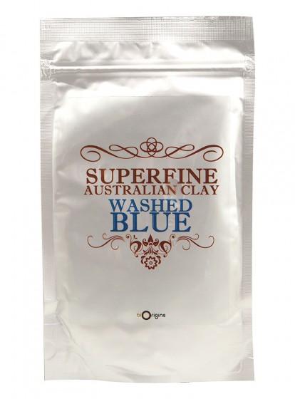 Суперфина австралийска глина - синя - 100 г, BiOrigins,  100 г