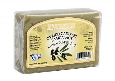 Натурален сапун с помас зехтин - 100 г