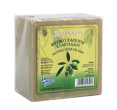 Натурален сапун с помас зехтин - 200 г