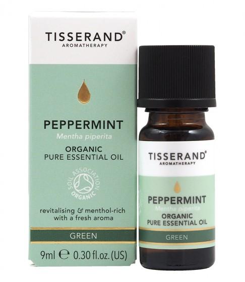Био етерично масло от лютива мента - 9 / 30 мл, Tisserand® Aromatherapy,  9 мл,  30 мл
