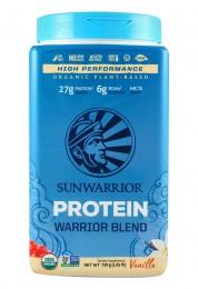 "Протеин ""Warrior Blend"" - ванилия - 750 г, Sunwarrior,  750 г"