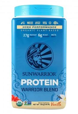 """Протеин """"Warrior Blend"""" - ванилия - 750 г"""