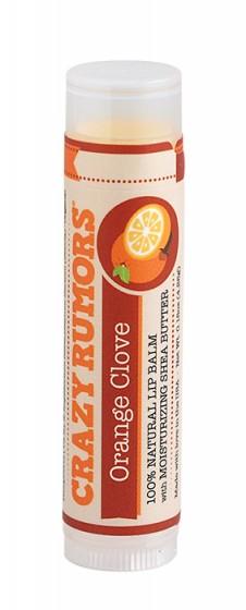 """Балсам за устни с карамфил и портокал """"Orange Clove"""""""