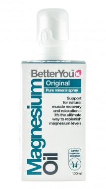 Магнезиево олио - спрей - 100 мл