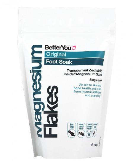 Магнезиеви соли за крака - 150 г, BetterYou,  150 г