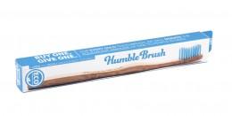 Бамбукова четка за зъби - синя,  1 бр