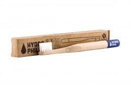 Детска бамбукова четка за зъби - мека, Hydrophil,  1 бр,  1 бр