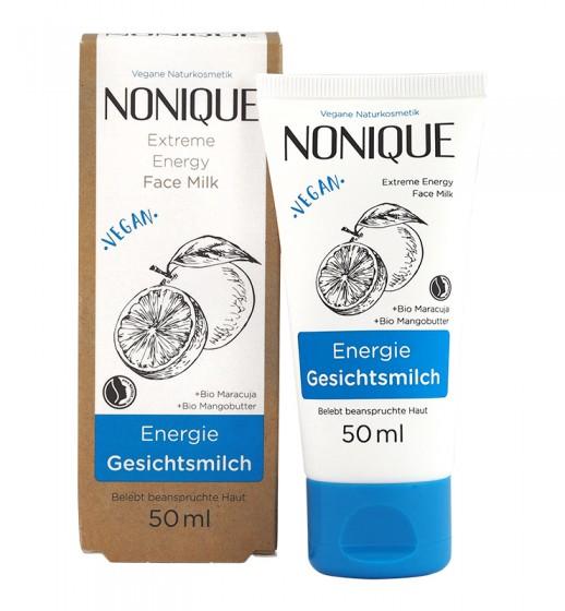 Енергизиращ флуид за лице - 50 мл, Nonique,  50 мл