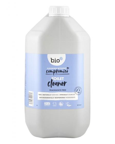 Препарат за почистване на тоалетна чиния 5 л, Bio-D,  5 Л