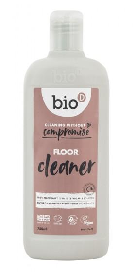 Почистващ препарат за под - 750 мл, Bio-D,  750 мл