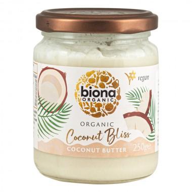 Био кокосов крем Coconut Bliss - 250 г
