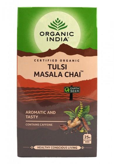 Био Тулси Масала Чай, Organic India,  25 бр