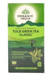 Био Тулси и Зелен чай, Organic India,  25 бр