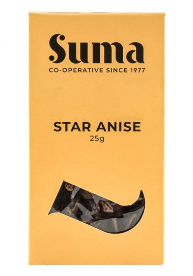 Звездовиден анасон - 25 г, Suma,  25 г