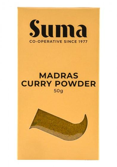 Мадраско къри – 50 г, Suma,  50 г