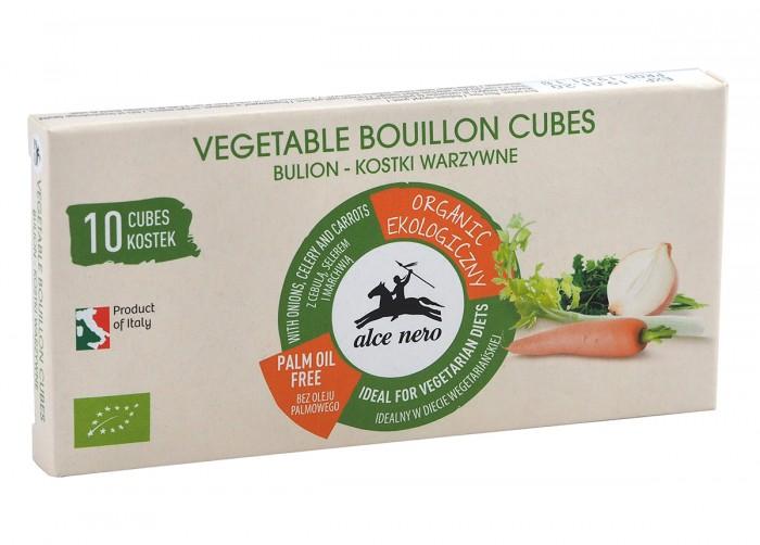 Зеленчуков бульон – кубчета – 10 бр