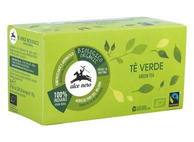Био зелен чай – 20 пакетчета