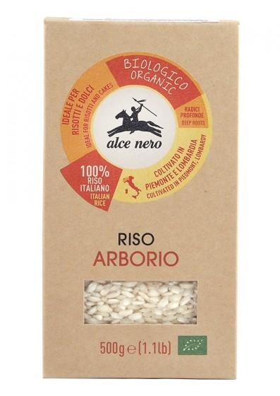Био ориз Арборио – 500 г, Alce Nero,  500 г