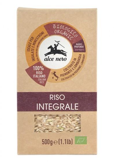 Био кафяв ориз – 500 г, Alce Nero,  500 г