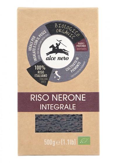 Био черен ориз Нерон – 500 г, Alce Nero,  500 г