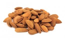 Organic Raw Almond - Bulk - Bulgaria,  100 g,  200 g,  500 g,  1 Kg