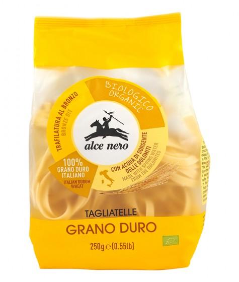 Талиатели паста от твърда пшеница - Био - 250 г, Alce Nero,  250 г