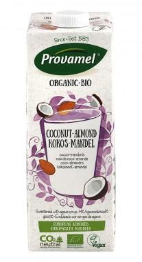 Био кокосово – бадемова напитка – 1 л