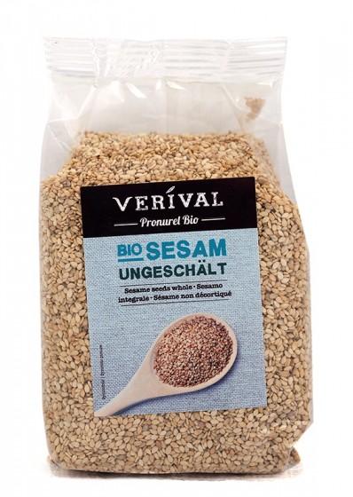 Био небелено сусамово семе – 250 г, Verival,  250 г
