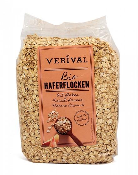 Био овесени ядки – 500 г, Verival,  500 г