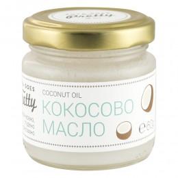 Virgin Coconut Oil - 60 g, Zoya Goes Pretty ®,  60 g