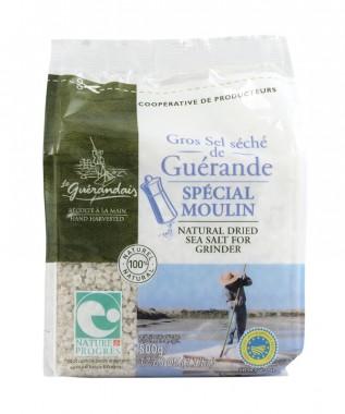 Келтска морска сол – едро смляна – 500 г