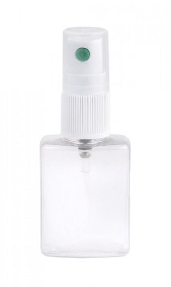 Пластмасово спрей шишенце – правоъгълно - 30 мл,  30 мл
