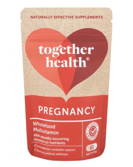 Витаминен комплекс Бременност – 60 капсули, Together Health,  60 бр