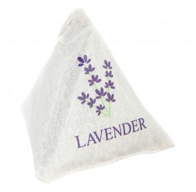 Embroidered Organic Lavender Bag - 25g