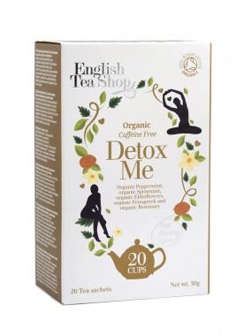 """Органичен чай """"Detox Me"""""""