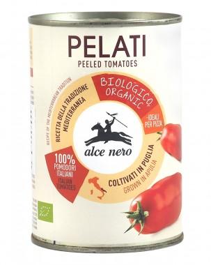 Био белени домати в консерва – 400 г