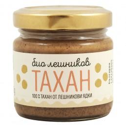 Натурален български лешников тахан - био - 90 / 200 г, ZoyaBG ®,  90 г,  200 г