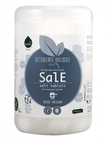 Сол за миялна машина - таблетки – 1.1 кг, Biolu,  1.1 кг