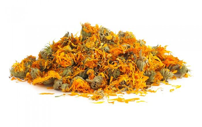 Dried Calendula Flowers - bulk,  50 g,  100 g,  200 g,  500 g,  1 Kg