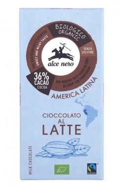 Био млечен шоколад – 100 г