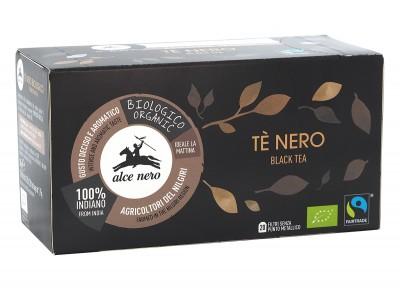 Био черен чай – 20 пакетчета