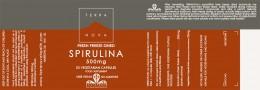 Spirulina 500mg Capsules, Terra Nova,  50 pcs