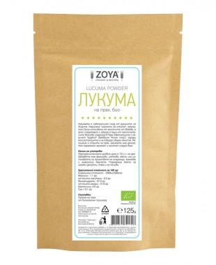 Organic lucuma powder 125/250 g