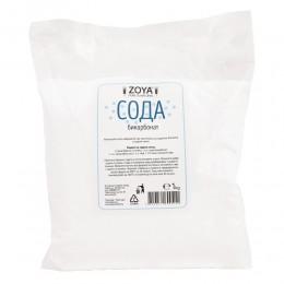 Сода бикарбонат - 200 г / 500 г / 1кг, ZoyaBG ®,  200 г,  500 г,  1 кг