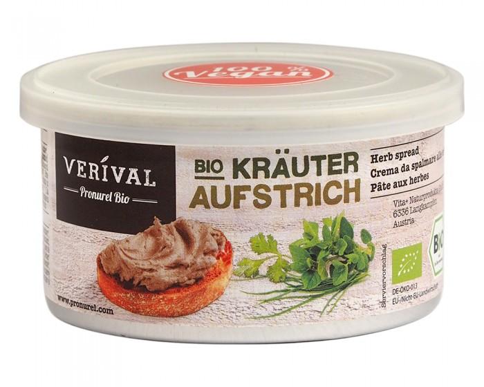Био веган пастет с подправки – 125 гр, Verival,  125 г