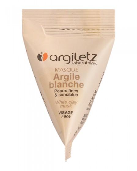 Готова маска за лице с бяла глина – 15 мл, Argiletz,  15 мл