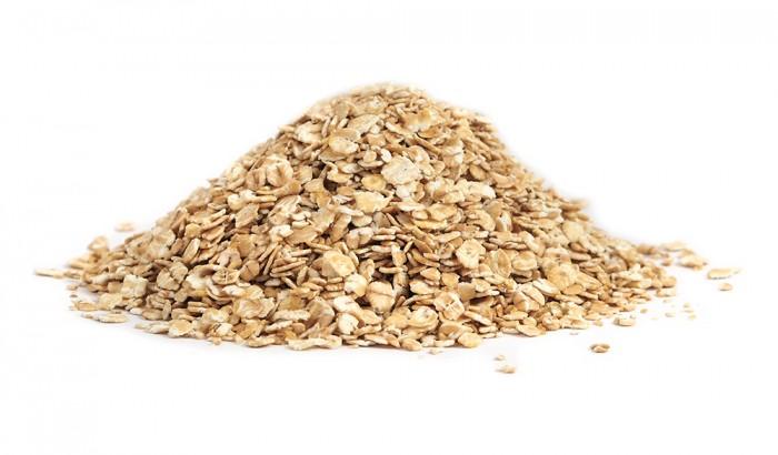 Organic Gluten Free Fine Oat Flakes - bulk,  300 g,  500 g,  1 Kg,  2 Kg